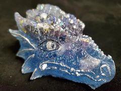 Enchanted Dragon: Indigo Fade