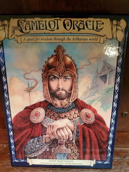 Camelot Oracle, by Matthews & Worthington