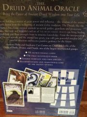 The Druid Animal Oracle, by Carr-Gomm & Carr-Gomm