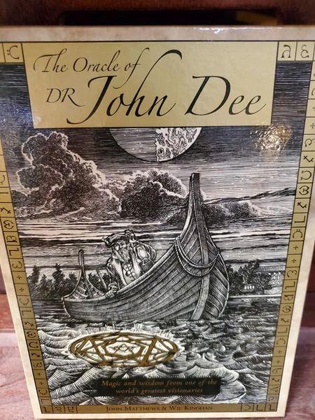 The Oracle of Dr. John Dee, by Matthews & Kinghan