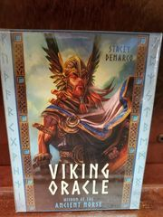 Viking Oracle--Wisdom of the Ancient Norse, by Stacey DeMarco