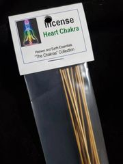 Incense Sticks: The Chakra Collection