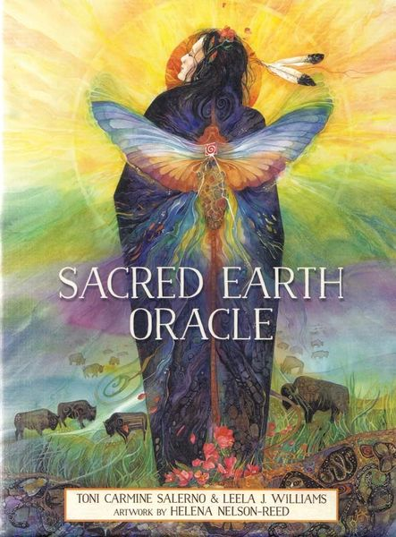 Sacred Earth Oracle Deck, by Salerno & Williams