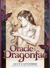 Oracle of the Dragonfae, by Lucy Cavendish