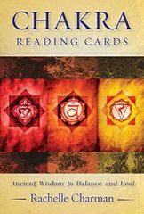 Chakra Reading Cards, by Rachelle Charman