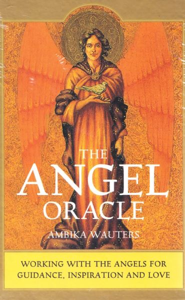 The Angel Oracle, by Ambika Wauters