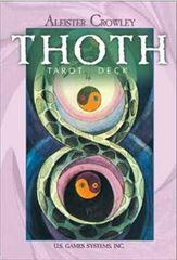 Thoth Tarot Deck, by Aleister Crowley