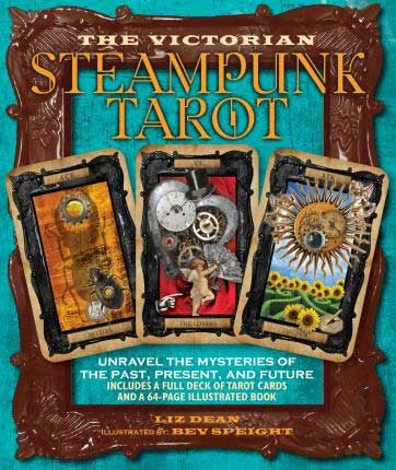 Victorian Steampunk Tarot, by Liz Dean