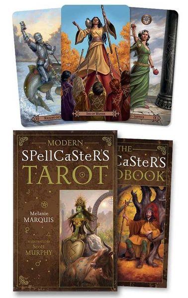 Modern Spellcaster's Tarot, by Marquis & Murphy