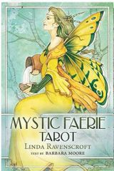Mystic Faerie Tarot, by Linda Ravenscroft