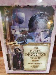 Mystic Dreamer Tarot (Deck & Book), by Heidi Darros