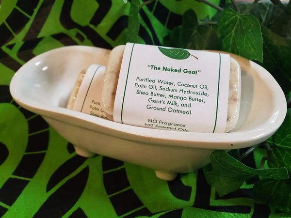 'The Naked Goat' Facial Bar