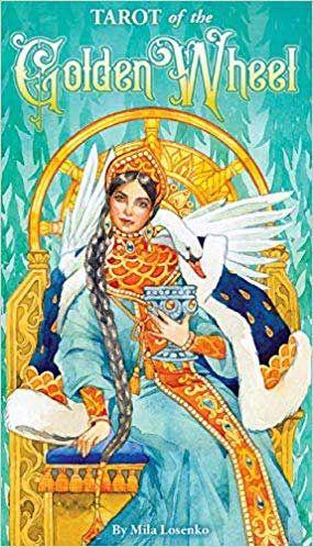 Tarot of the Golden Wheel, by Mila Losenko