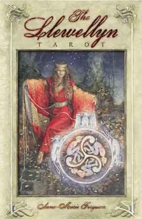 Llewellyn Tarot, by Ferguson & Anna-Marie
