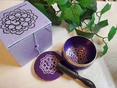 Mini Chakra Singing Bowls