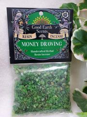 Granular Resin/Incense: Money Drawing