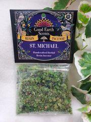 Granular Resin/Incense: St. Michael