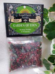 Granular Resin/Incense: Garden of Eden