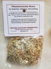 Granular Resin/Incense: Frankincense