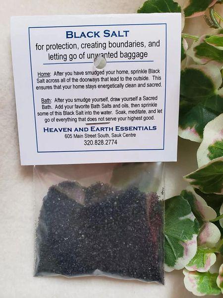Blessed Black Salt