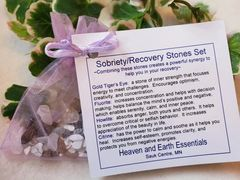 Crystal Synergy Set: Sobriety/Recovery