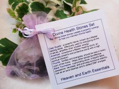 Crystal Synergy Set: Divine Health