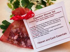 Crystal Synergy Set: Digestion
