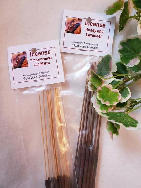 Incense Sticks: Good Vibes Collection, A-L