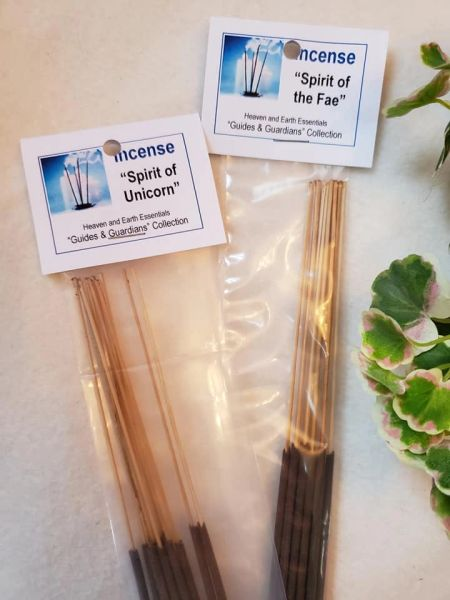 Incense Sticks: Guides and Guardians Collection