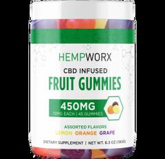 HempWorx CBD Gummies