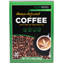 HempWorx Organic Coffee with CBD
