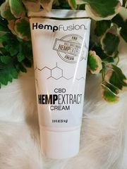 Hemp Fusion CBD Hemp Extract Cream