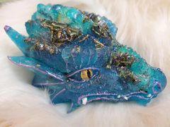 Enchanted Dragon: Mystic Pearl of the Sea