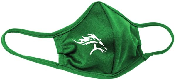 Jay M. Robinson Polyester moisture wicking mask- available in 3 sizes