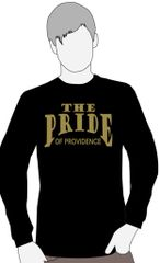 F-Providence Band Black or Gray long sleeve t-shirt