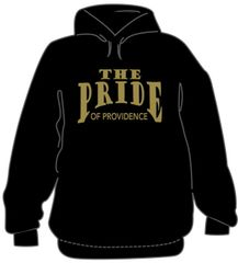 D- REQUIRED Hooded sweatshirt (Same as previous years)