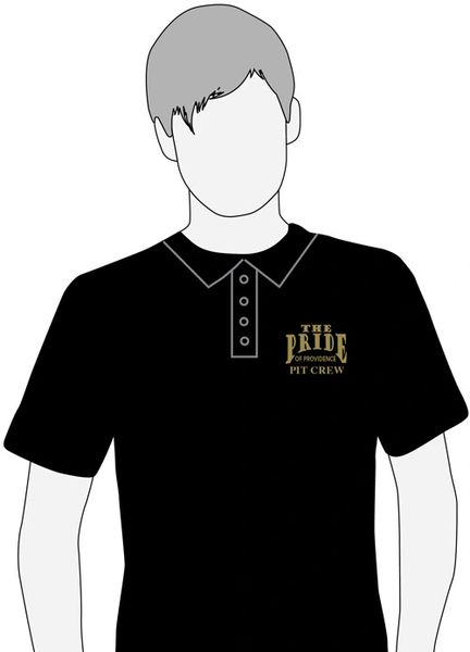 L. Providence Band Pit Crew Men's Polo- REQUIRED FOR PIT CREW