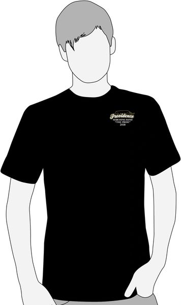 A-FREE-Providence Band MEMBER Show Shirt- all members must order this FREE item