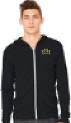 M- Unisex Providence Band light weight zip jacket with modern cut