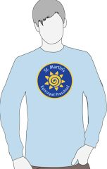 St. Martin's Preschool LONG sleeve T