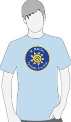 St. Martin's Preschool SHORT sleeve T