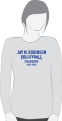 VOLLEYBALL Long Sleeve Shirt