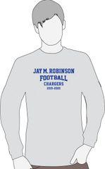 Football Long Sleeve Shirt