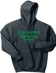 3 piece Track and Field Package- Hoodie, T-Shirt, and long sleeve T
