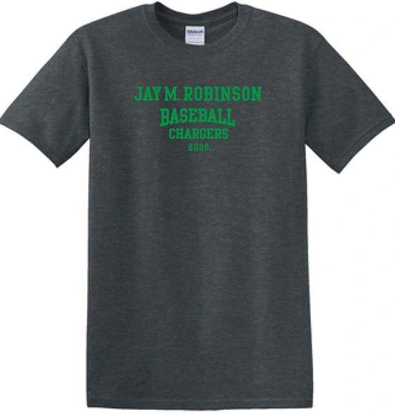 Baseball short sleeve T shirt