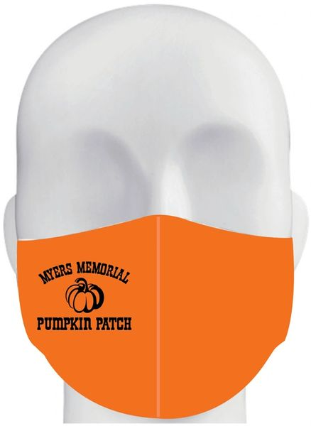 Myers Memorial Pumpkin Masks- available in 3 sizes