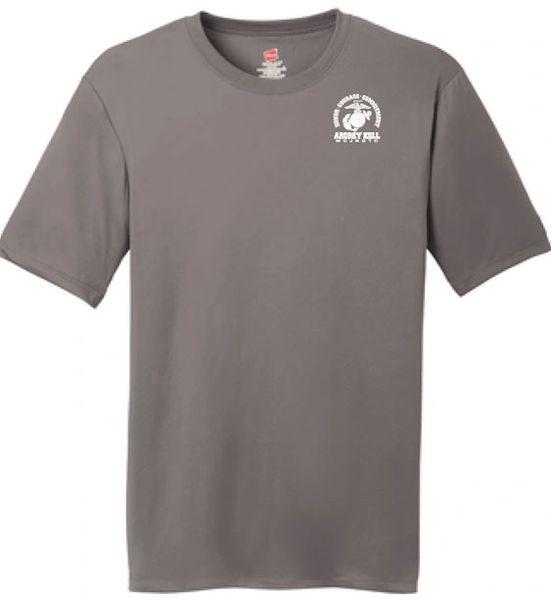K. AK MCJROTC Cotton t-shirt
