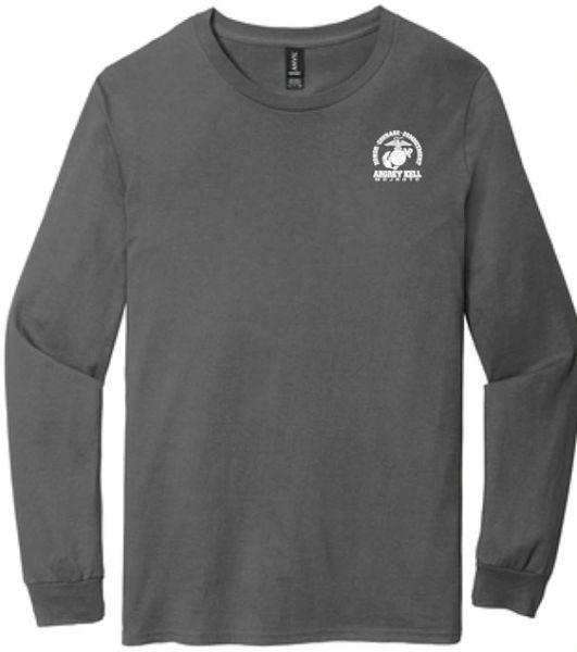 AK MCJROTC Cotton long sleeve t-shirt