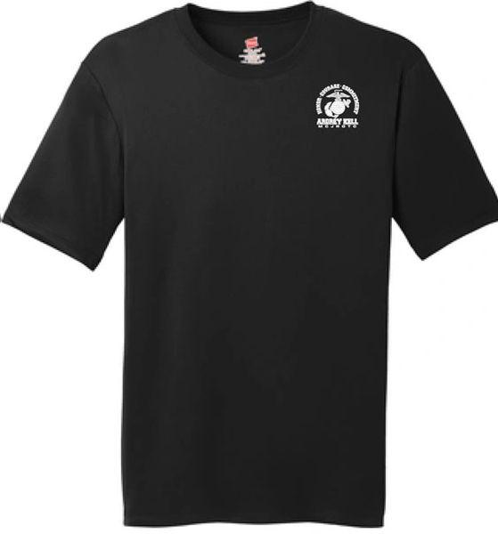 AK MCJROTC Polyester Moisture Managment t-shirt