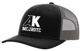 AK MCJROTC Trucker Hat